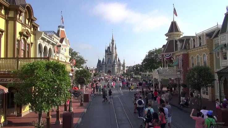 Walt Disney World June