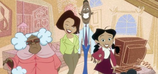 Tommy Davidson, The Proud Family