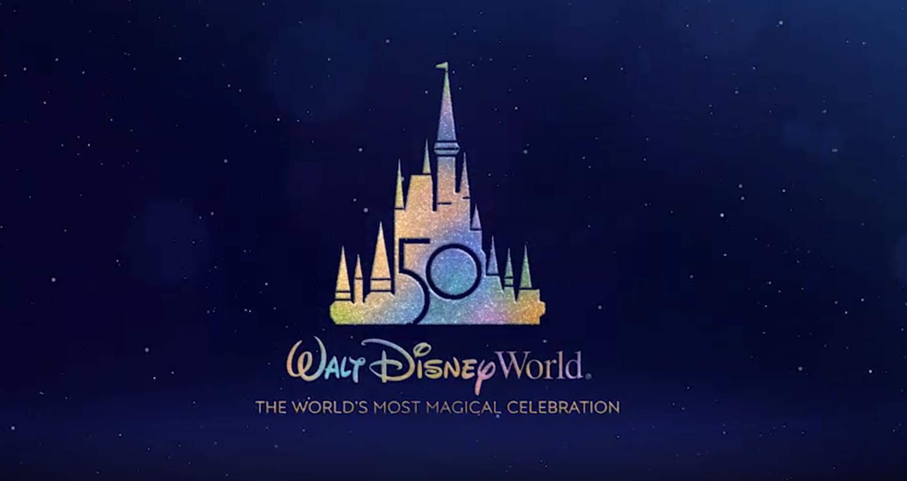 50th Anniversary Walt Disney World logo Joe Gardner Statue Revealed