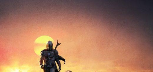 The Mandalorian, Star Wars, Poster