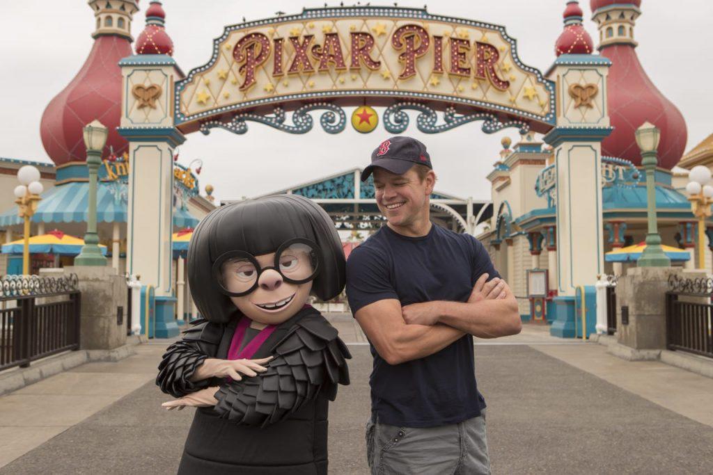 Disney Parks Celebrity Photos