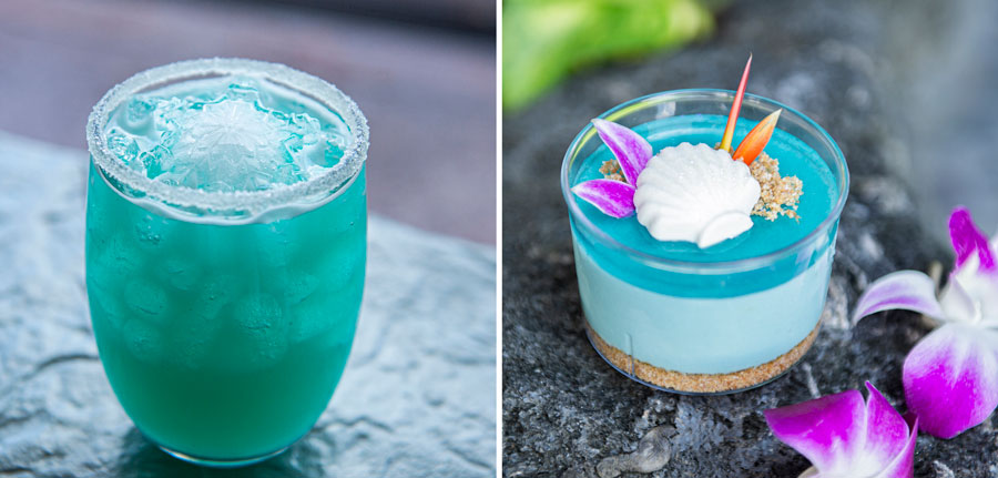 Arendelle Aqua drinks