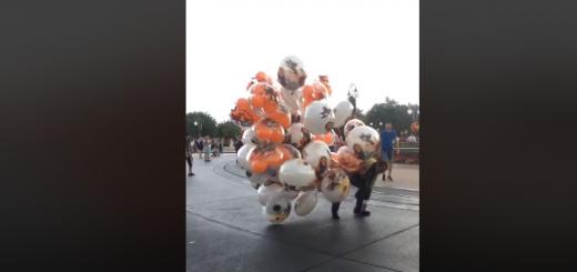 Balloon handler