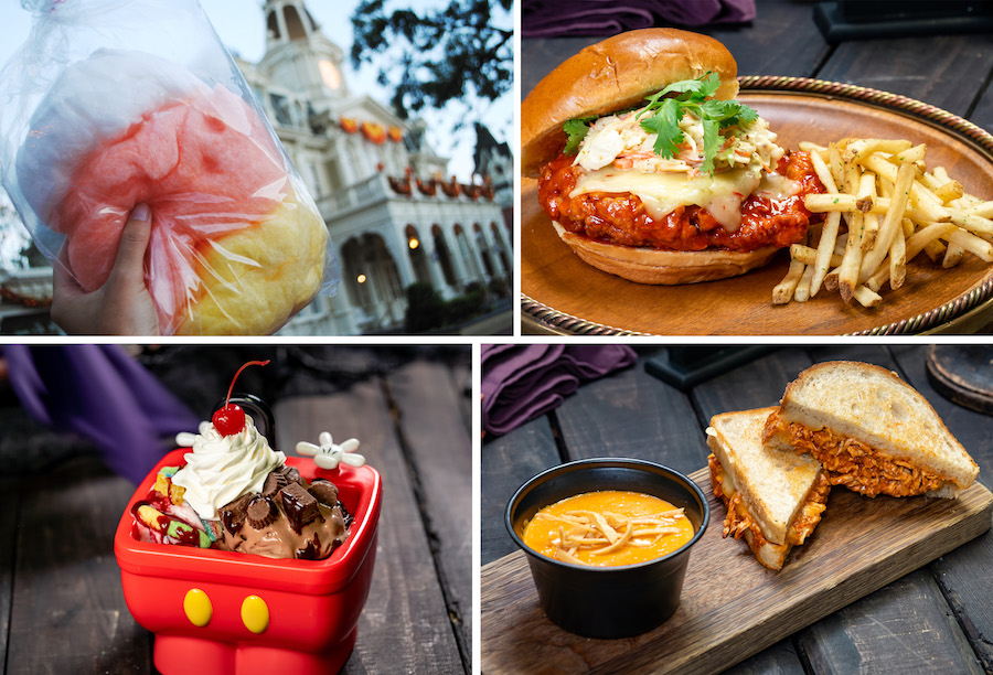 Your Guide to the Awesome Halloween Eats at Disneyland