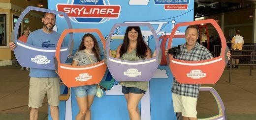 Disney Skyliner IG