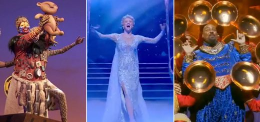 Disney Broadway shows