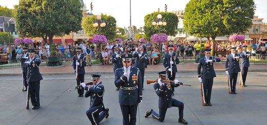 2020 U.S Military Disneyland
