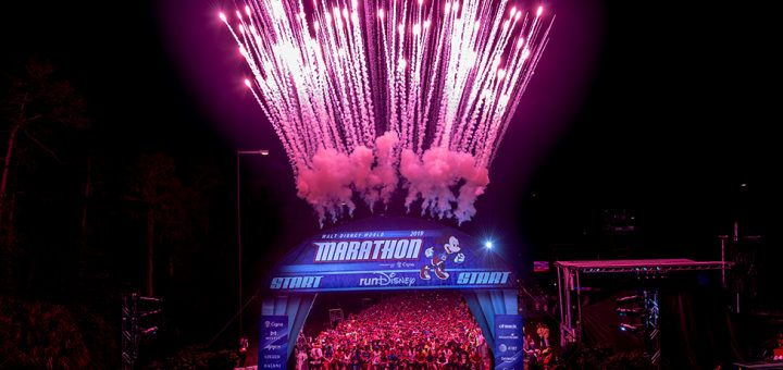 2020 Walt Disney World Marathon