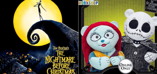 Nightmare Before Christmas Build a Bear