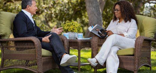 Oprah Bob Iger