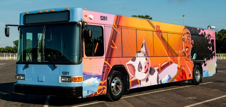 Resort Bus