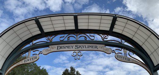 Disney Skyliner Epcot
