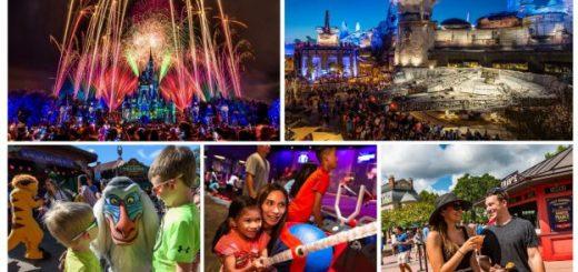 weekend visit Disney World