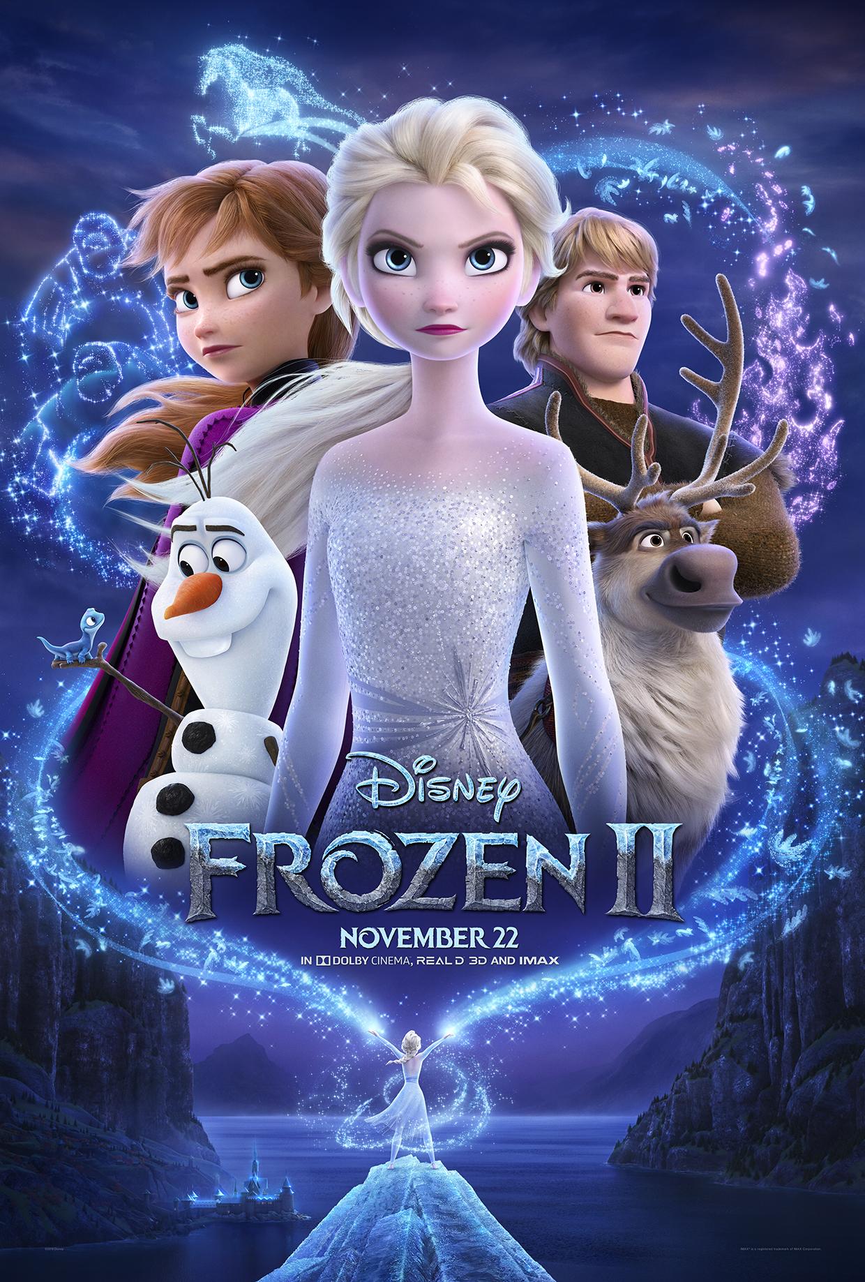 Frozen 2 Movie Premiere