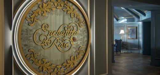 Enchanted Rose Lounge