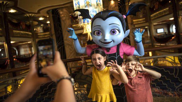 Fancy Nancy Vamprinia Disney Cruise