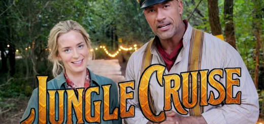 """Jungle Cruise"" Trailer"