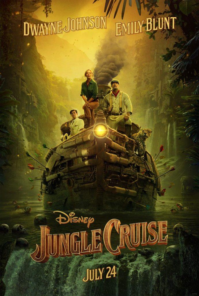 """Jungle Cruise"" Trailer"
