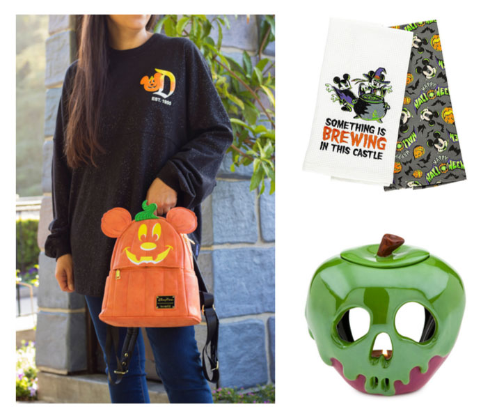 Disney Halloween merch