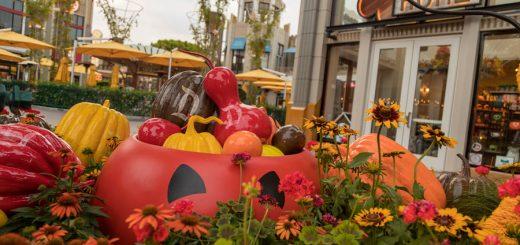 Downtown Disney Halloween