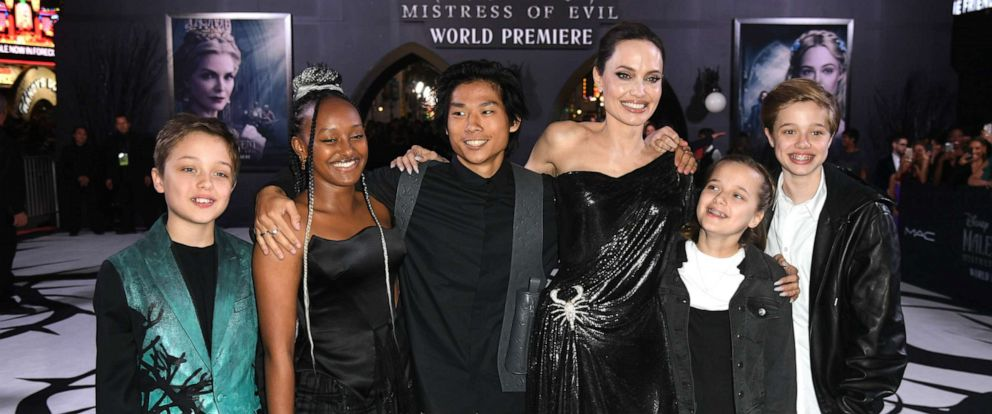 Angelina Jolie Attends Premiere Of Maleficent Mistress Of