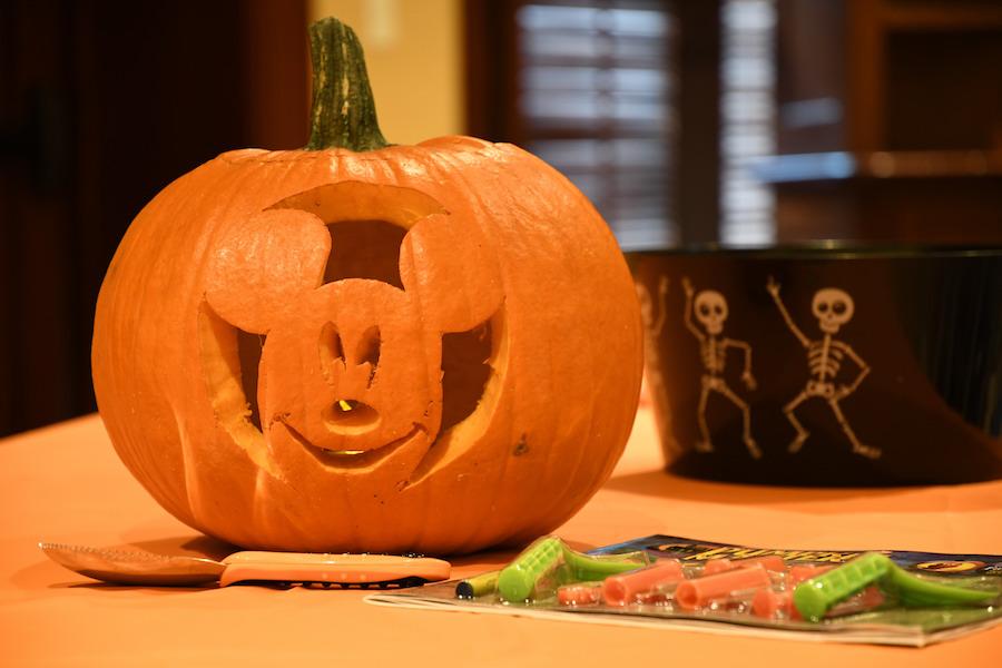 Aulani Halloween