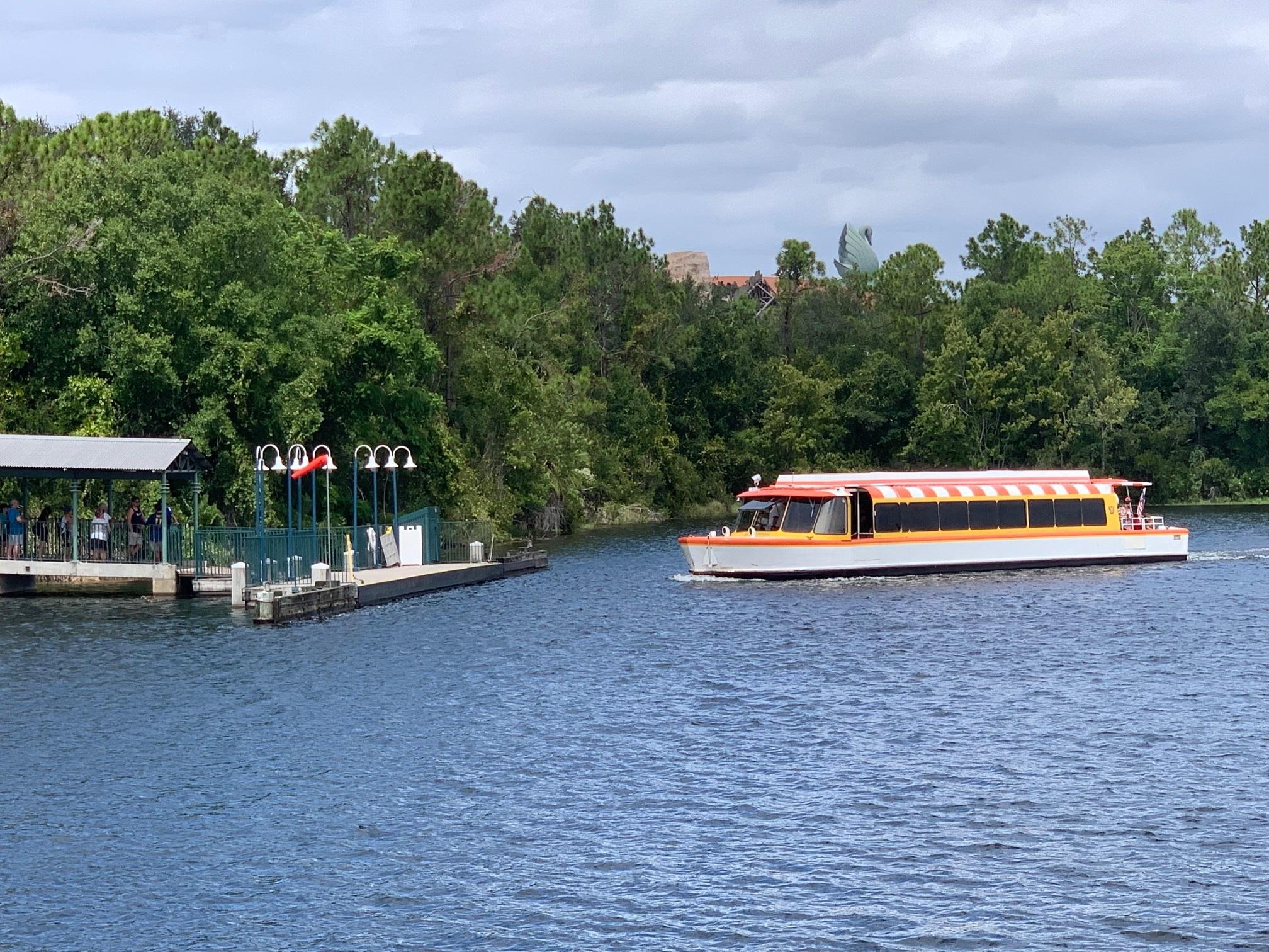 Disney boat
