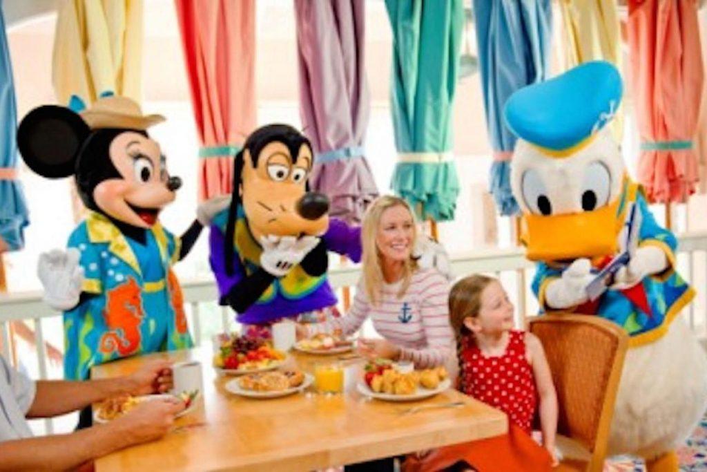 Disney World restaurants for kids