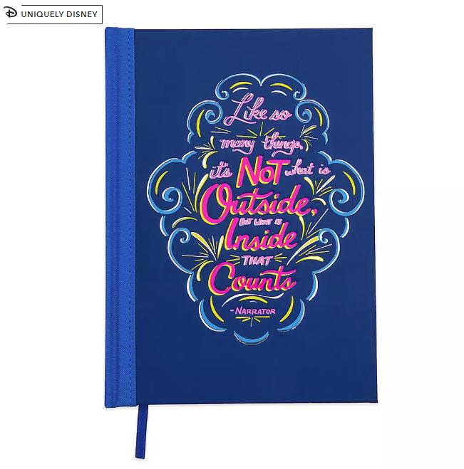 Disney Wisdom Journal