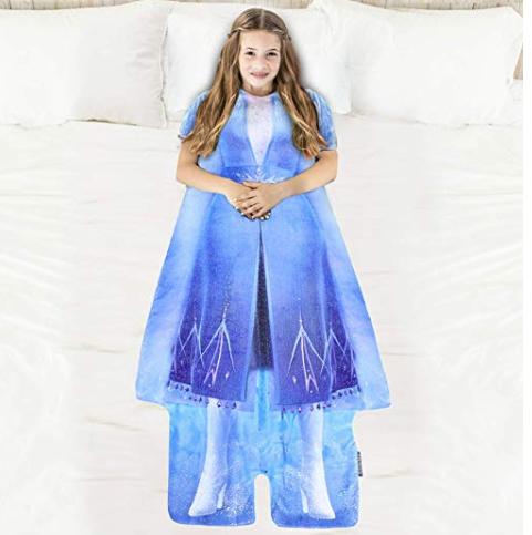 Elsa Blankie Tails
