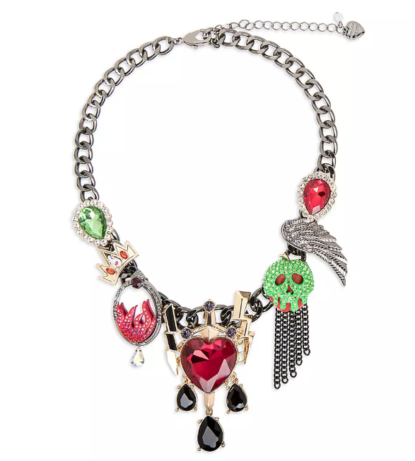 Evil Queen Collar Necklace
