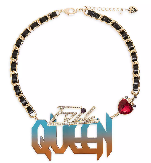 Evil Queen Statement Necklace