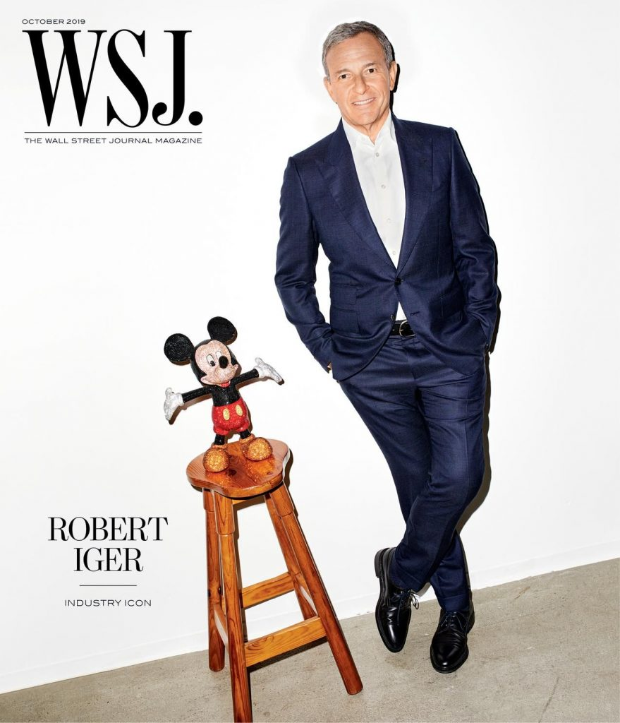 Iger Cover Star