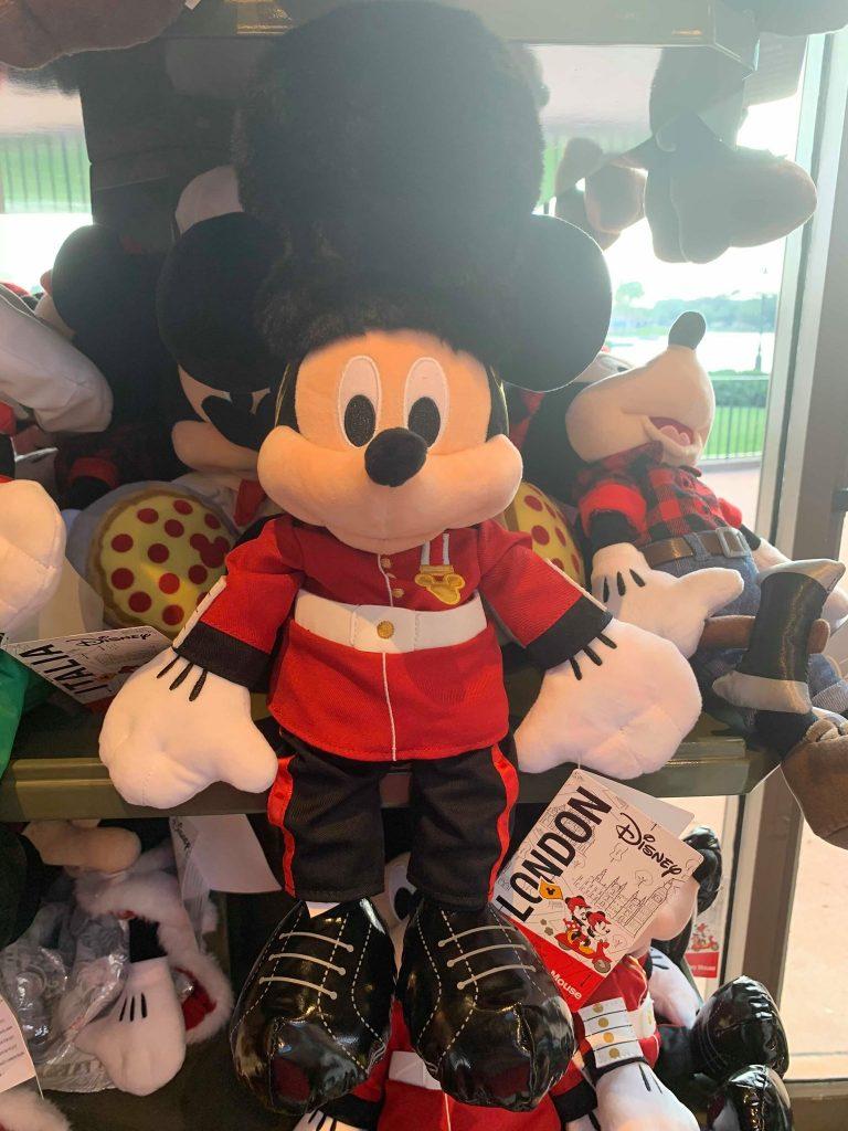 London Mickey