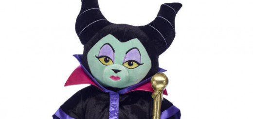 Maleficent Build-A-Bear