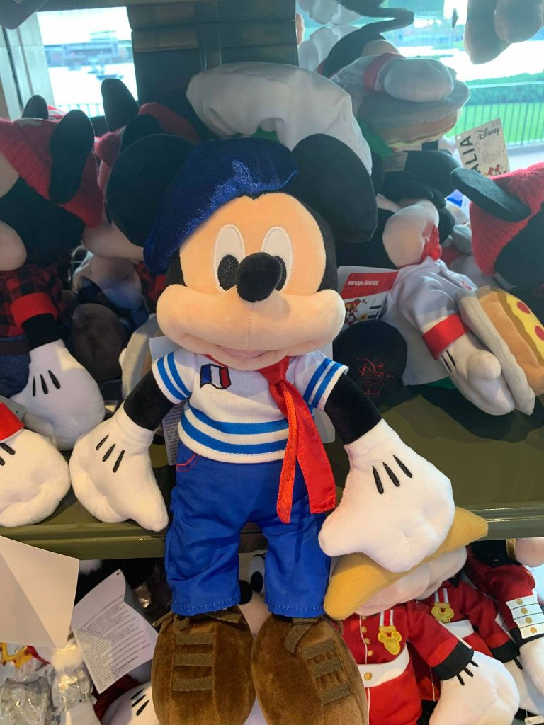 Mickey France