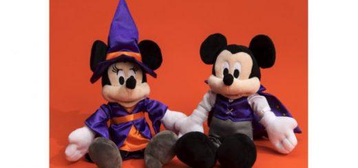 Spooky Mickey Items