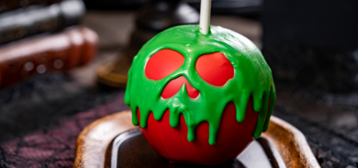 Poison Skull Apple
