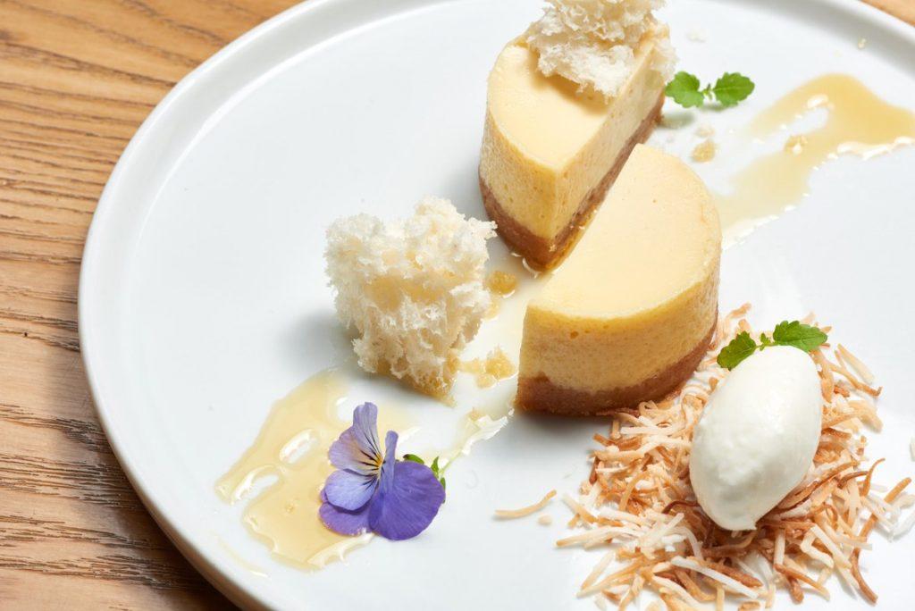 Yuzu Pie