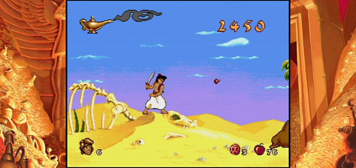 aladdin lion king video games