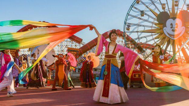 Disneyland Resort in 2020