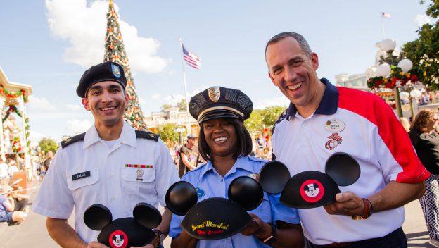 Veterans Walt Disney World