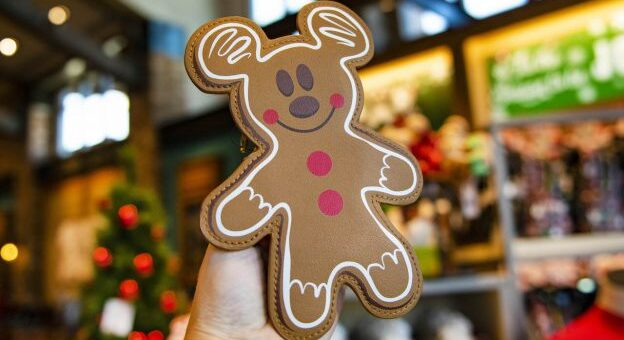 Disney Springs Gingerbread