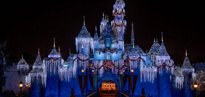 Disneyland Resort Winter