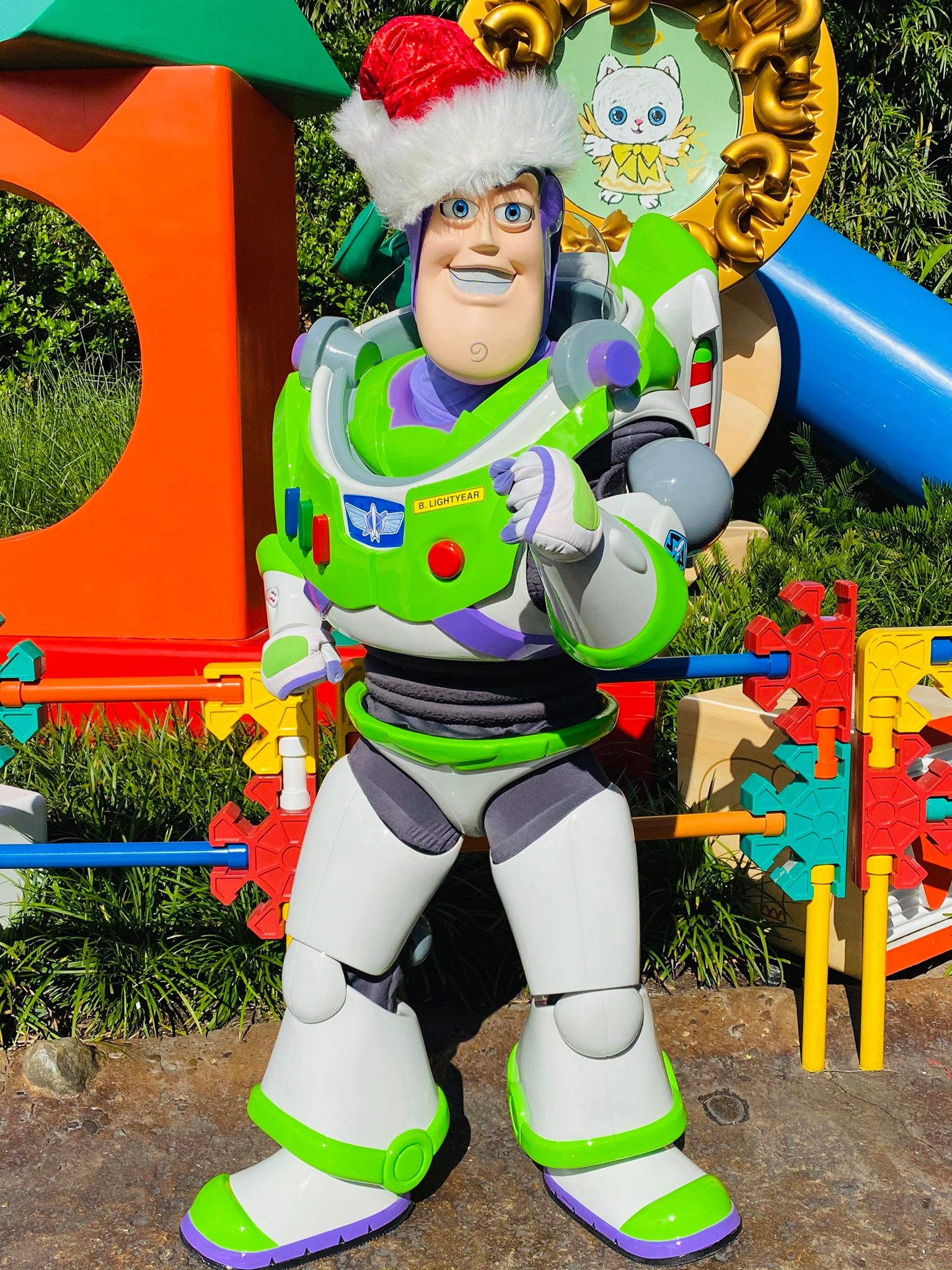 Holidays Toy Story Land