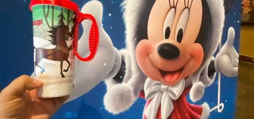 Disney Holiday Refillable Mugs