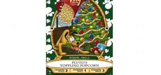 Pluto's Toppling Popcorn