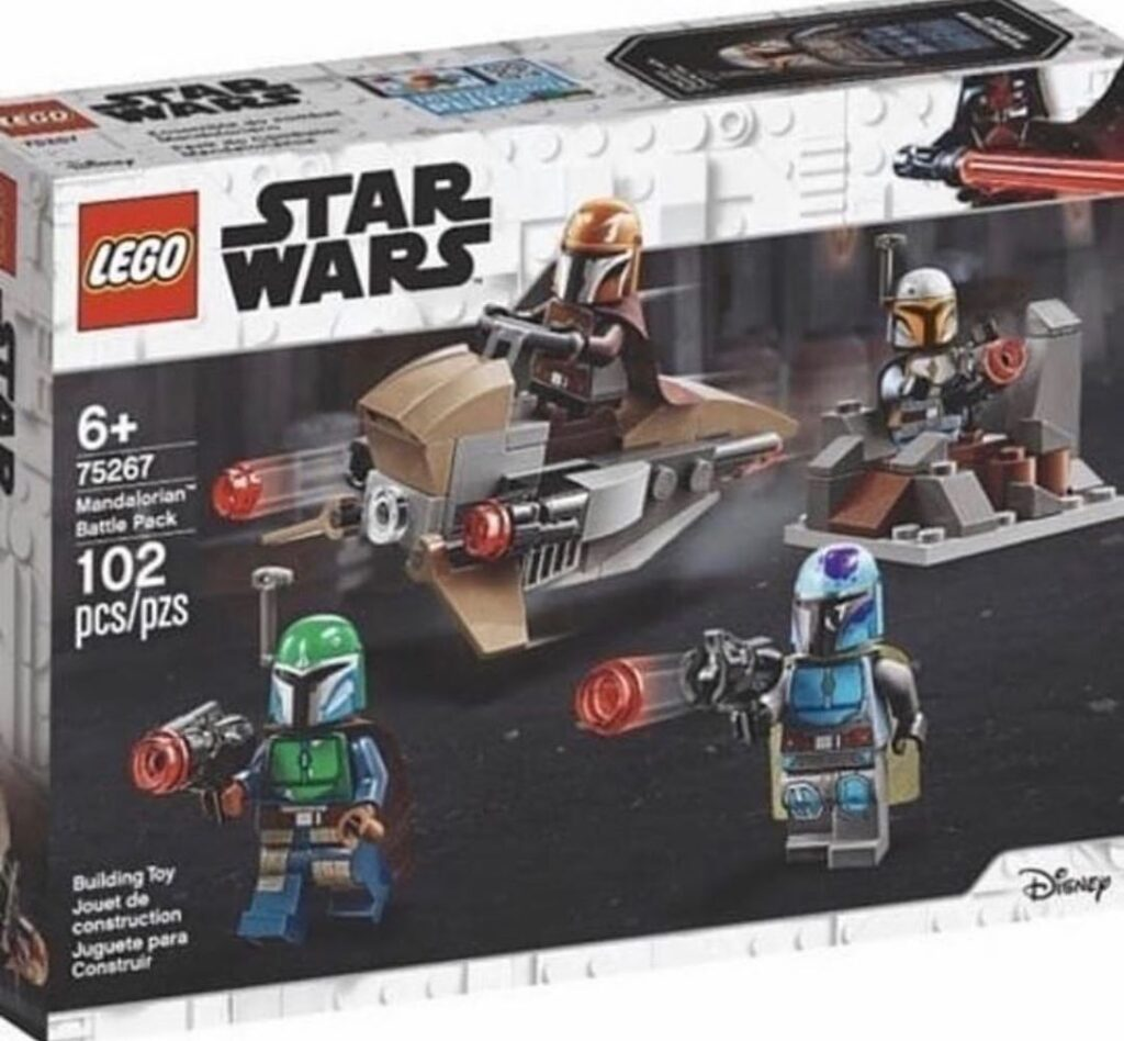 Photos Of Lego Star Wars The Mandalorian Set Have Been Leaked Mickeyblog Com