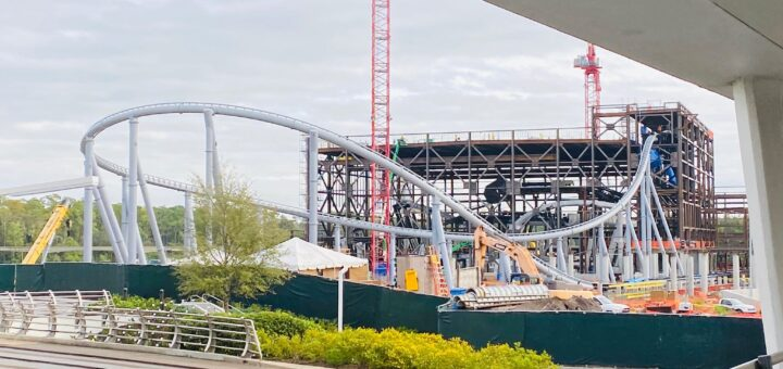 November 2019 TRON Construction Update