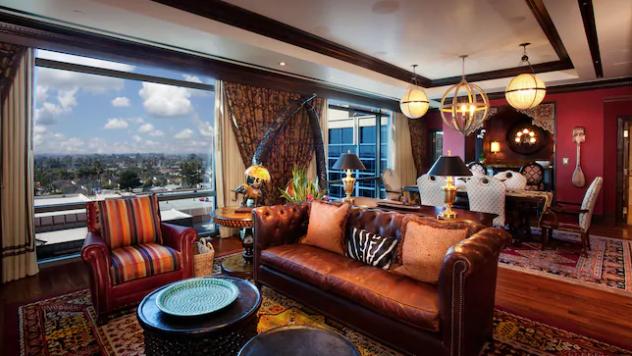 Adventureland Suite